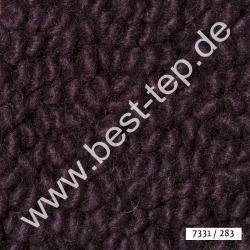 JAB Anstoetz LANA COLOR Pure Teppich 7331/283 Violett